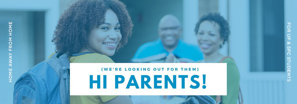 (We're looking out for them) Hi Parents!